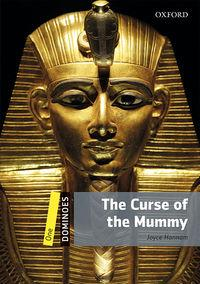 Dominoes 1 - The Curse Of The Mummy (+Audio Mp3) - 9780194639323 (9780194247603)