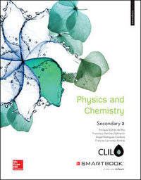 Eso 2 - Physics And Chemistry Secondary Clil - 9788448608842