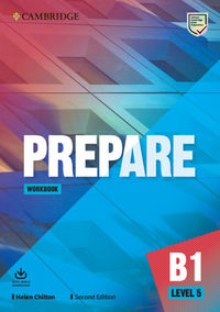 (2 ED) PREPARE 5 WB (+AUDIO) - 9781108381185