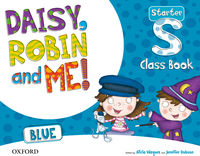 3 YEARS - DAISY ROBIN & ME STARTER BLUE (PACK)  - 9780194807135