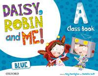 4 Years - Daisy Robin & Me A Blue - 9780194807401