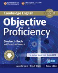 Objetive Proficiency St 12 Without Answers Camin0Sd - 9781107611160