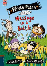 Pirate Patch And The Message In A Bottle Cd - 9788426398383