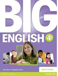 Big English 4 Ep. Pupils Book. Pearson - 9781447951292