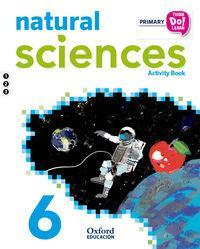 Think Natural Science 6ºPrim Ce Pack - 9788467394955
