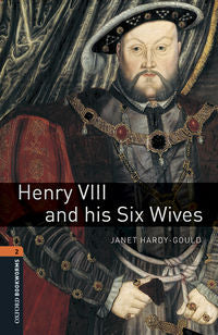 Obl 2 - Henry Viii & His Six Wives +Audio Mp3 - 9780194620673