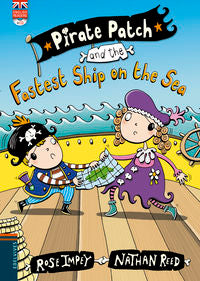 Pirate Patch And The Fastest Ship On The Sea Cd - 9788426398451