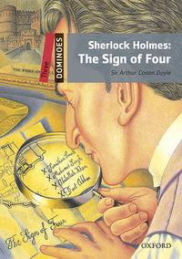 Dominoes: Level 3: Sherlock Holmes & The Sign Of Four Mp3 Pack - 9780194639828