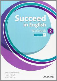 Succeed In English 2 Wb - 9780194844048