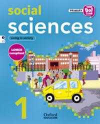 Think Social Science 1ºPrim La Pack/Cd - 9788467383584