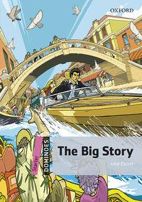 Domin Start The Big Story Mp3 Pk - 9780194639279