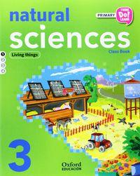 Think Natural Science 3ºPrim La Pk/Cd - 9788467383997