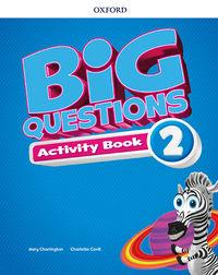 Big Question 2 Activity Book - 9780194101684