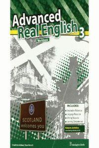 Advanced Real English 3,Workbook - 9789963484652