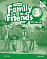 Family & Friends 3 Ab 2Ed - 9780194811330