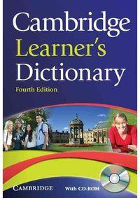 Cambridge Learner'S Dictionary+Cd 4ªEd 13 - 9781107660151