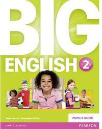 Big English 2 Ep. Pupil Book. Pearson - 9781447951278