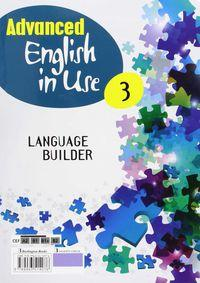 Advanced English In Use 3.Workbo - 9789963514076