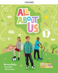 EP 1 - ALL ABOUT US 1 PACK - 9780194571258