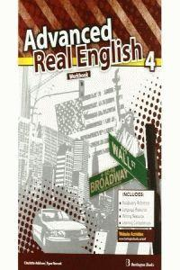 Advanced Real English 4,Workbbok - 9789963484720