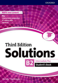 ESO 4 - SOLUTIONS INTERM PLUS B2 - 9780194523622