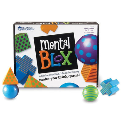 Mental Blox Game 5 años