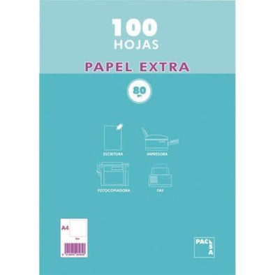 Papel A4 80grs