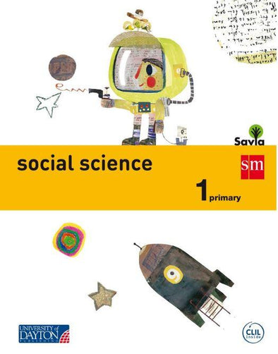 Social Science 1 Ep.Savia.(15).S - 9788416346080