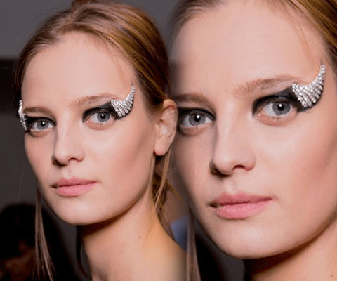 Glitter Punk Cat-Eyes