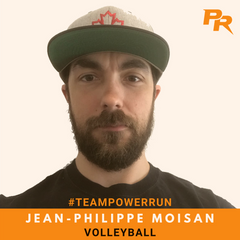 Jean-Phillipe Moisan - Volleyball - Team Power Run