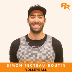Simon Fecteau-Boutin | Beach Volleyball - Team Power Run