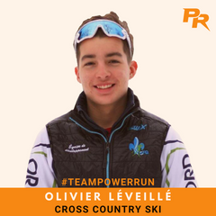 Olivier Léveillé - Power Run Energy - Team Power Run