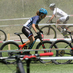 Cindy Montambault - Mountain Bike