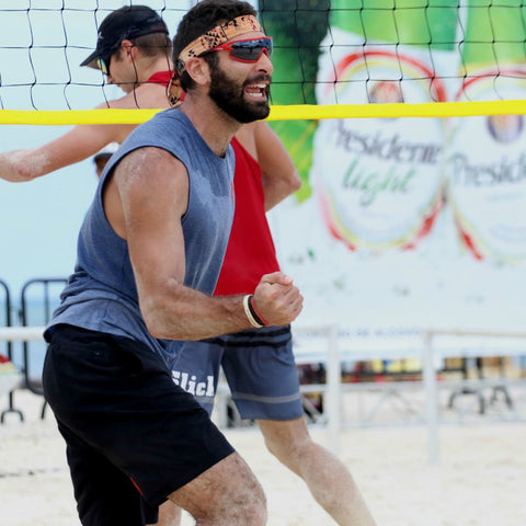 Simon Fecteau - Beach Volleyball