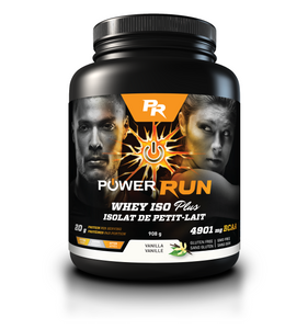 Whey ISO Plus Protein | By Power Run