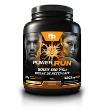WHEY ISO+  | By Power Run® | Naturally Flavoured (908g or 1.81kg)