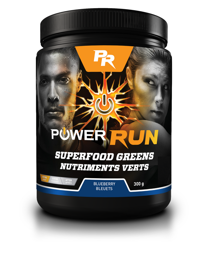 SUPERFOOD GREENS | By Power Run® | Naturally Flavoured 300g