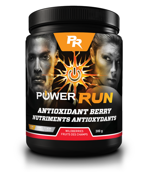 ANTIOXIDANTS COMPLEX | By Power Run® | Naturally Flavoured