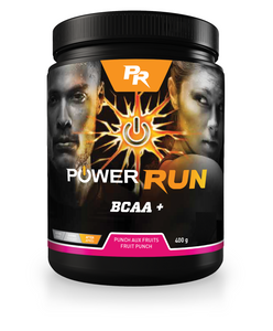 BCAA+ | By Power Run® | Naturally Flavoured 400g