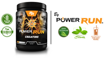 CREATINE | By Power Run® | Unflavoured 500g
