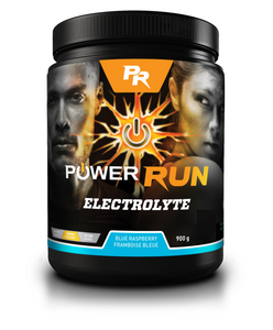 ELECTROLYTE | By Power Run® | Naturally Flavoured 900g