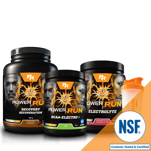 Essentials for Endurance Training | NSF Certified