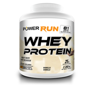 Whey Protein enriched with Probiotics