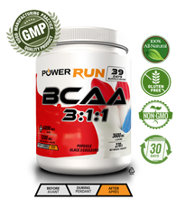 "BCAA 3:1:1 | By Power Run®""White Label""