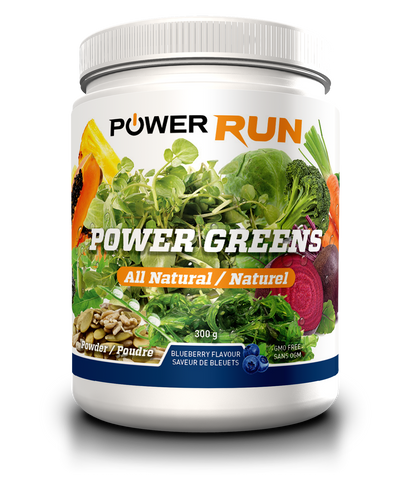 All Natural Power Greens