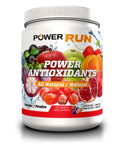 All Natural Power Antioxidants