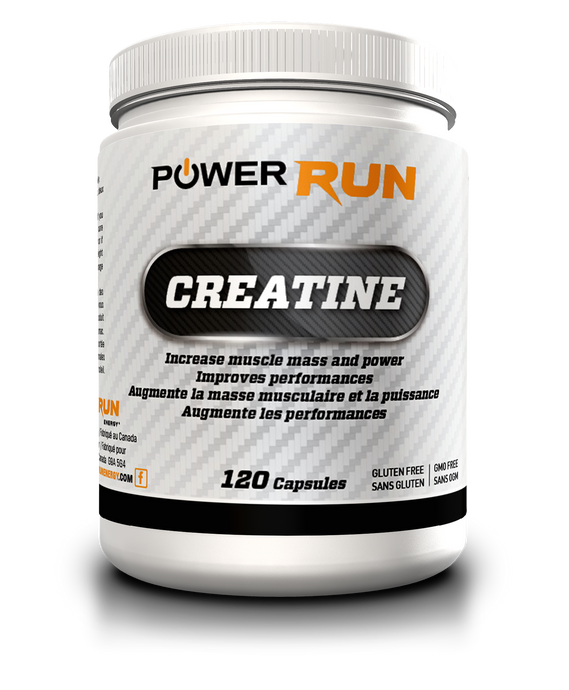 Pure 100 % Creatine | Quick Absorption | 120 capsules