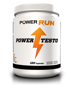 Power Testo - Testosterone Booster | 120 capsules