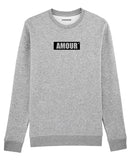 boutique streetwear sportswear SWEATSHIRT  AMOUR SWEATSHIRT paris