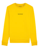 boutique streetwear sportswear SWEATSHIRT  SAUVAGE paris